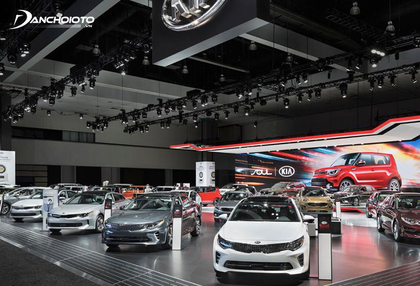 Nếu quan tâm nhiều đến giá bán, trang bị, thiết kế thì các mẫu xe hãng Kia rất phù hợp