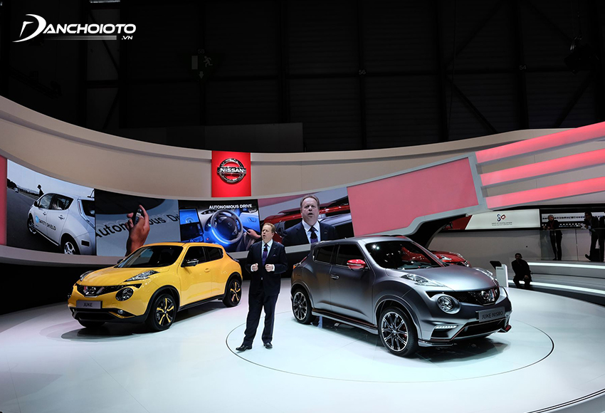 Nissan Nhật Bản là một trong 5 nhà sản xuất ô tô lớn nhất thế giới, chiếm hơn 5% thị phần toàn cầu