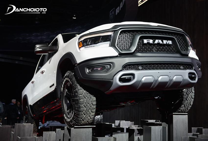 Ram là một thương hiệu xe bán tải của Stellantis