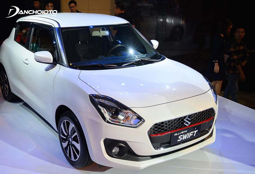 So sánh Suzuki Swift GL và GLX, bản GLX được đánh giá đáng mua hơn
