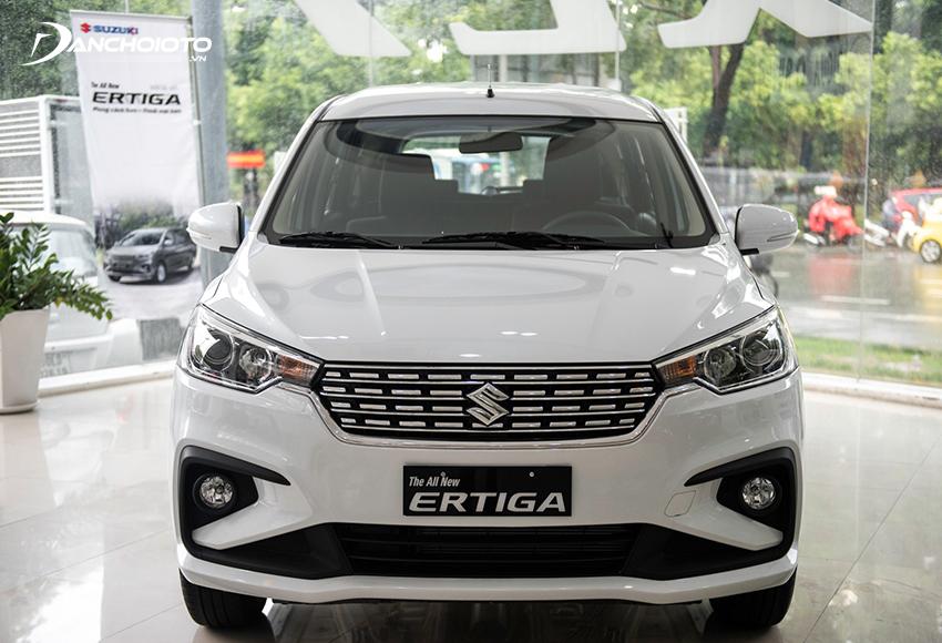 Suzuki Eriga có mức giá bán rất hấp dẫn
