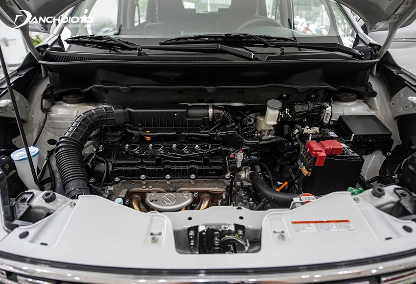 Suzuki Ertiga 2021 sử dụng động cơ xăng 1.5L