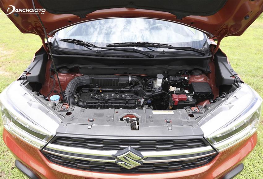 Suzuki XL7 2020 sử dụng động cơ xăng 1.5L