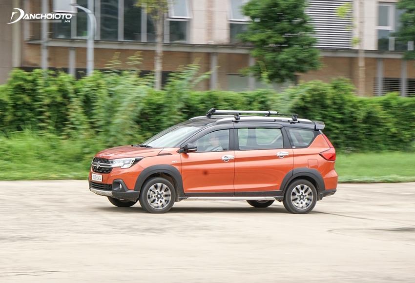 Suzuki XL7 không hề yếu, xe đủ dùng trong phố lẫn đường trường