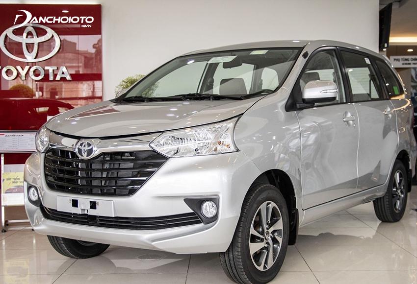 Toyota Avanza không được đánh giá cao trong phân khúc