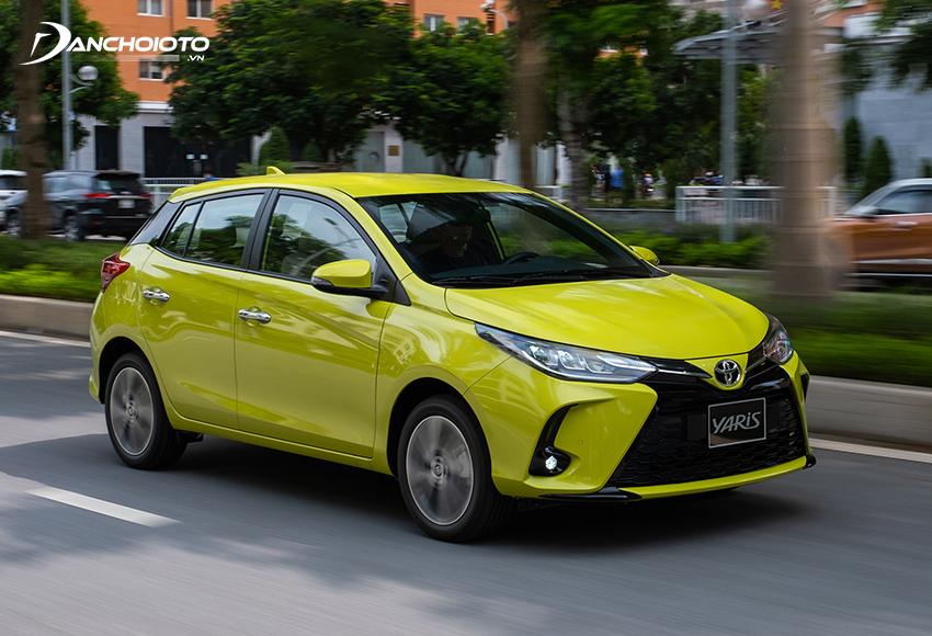 Toyota Yaris vận hành khoẻ hơn, trang bị tiện nghi, hệ thống an toàn đầy đủ hơn