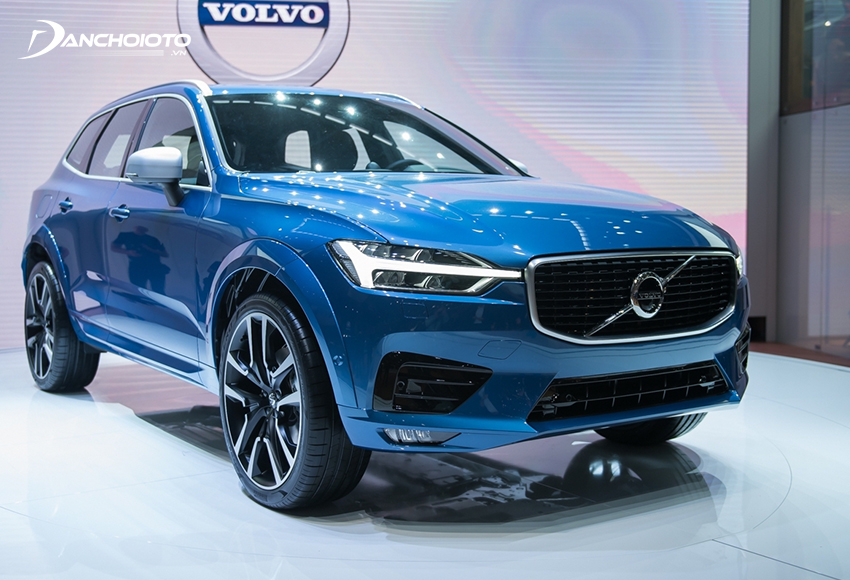 Volvo XC60 là một trong những top SUV hạng sang cỡ nhỏ nổi tiếng