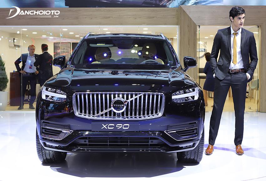 Volvo XC90 là mẫu SUV 7 chỗ an toàn nhất thế giới