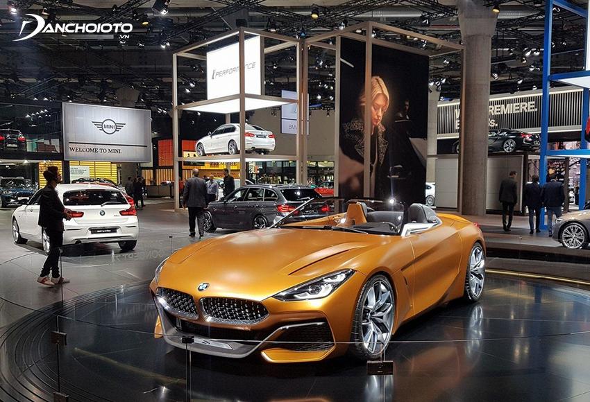 Xe Đức nói riêng và xe châu Âu nói chung lại tập trung vào trải nghiệm cao cấp