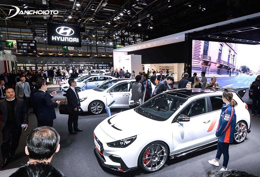 Xe hơi Hyundai thường bị so sánh với xe Nhật về chất lượng, độ bền