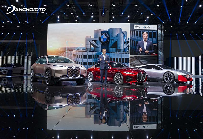 Xe ô tô châu Âu luôn bứt phá mọi giới hạn từ thiết kế, công nghệ đến vận hành