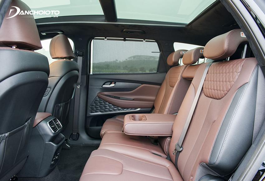 Xe ô tô SUV/CUV sở hữu không gian rộng rãi
