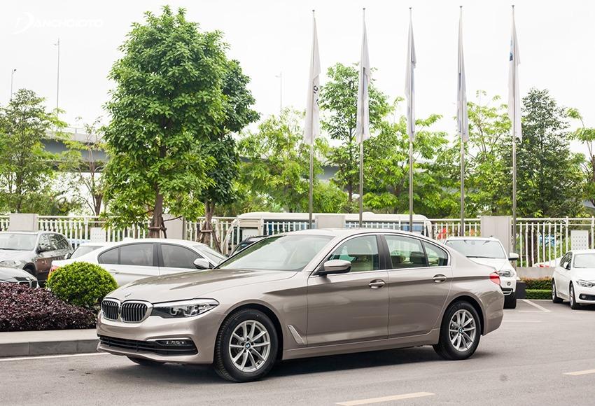 BMW 5 Series cũ