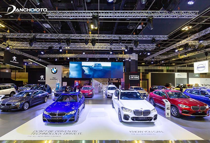 BMW hiện là thương hiệu ô tô có giá trị cao thứ 3 trên thế giới
