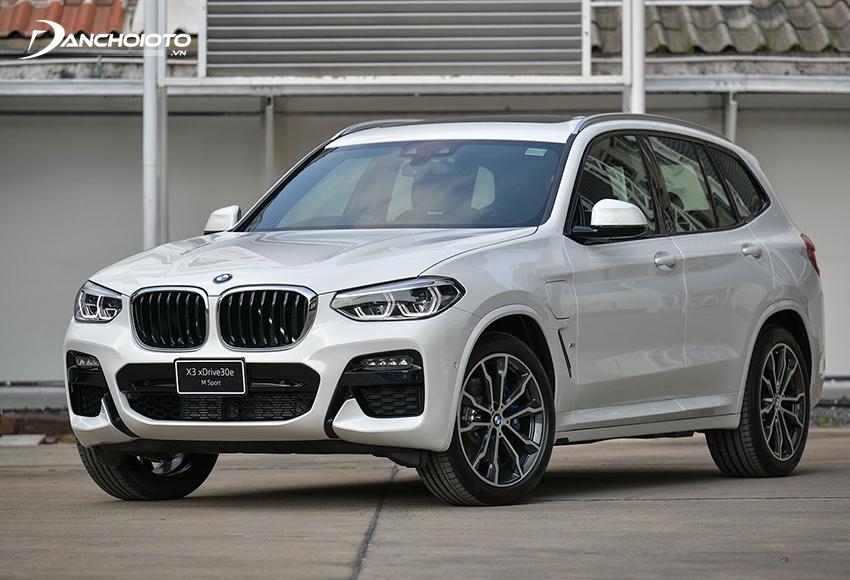 BMW X3 là mẫu xe sang gầm cao cỡ nhỏ có doanh số tốt nhất của hãng BMW tại Việt Nam