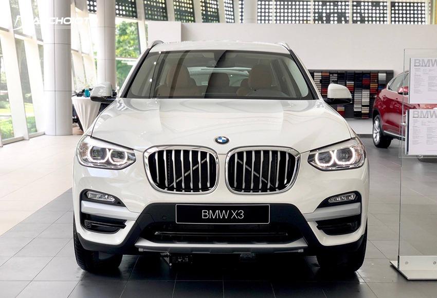 BMW X3 là mẫu xe SUV thuộc phân khúc 5 chỗ gầm cao cỡ nhỏ