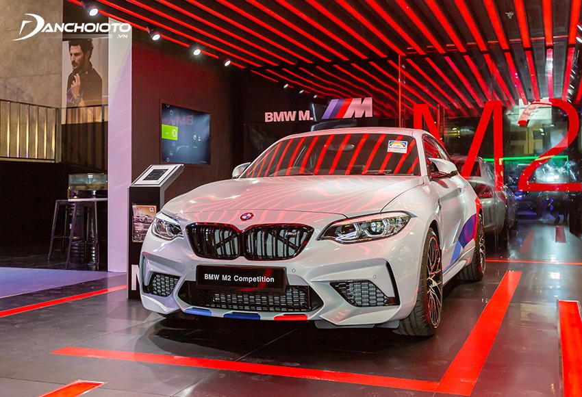 Các dòng xe BMW mang cảm giác lái thể thao đúng nghĩa