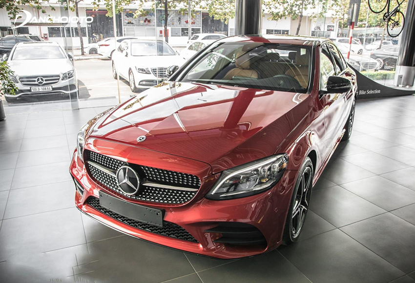 Các dòng xe Mercedes luôn thu hút với thiết kế sang trọng, lịch lãm đúng nghĩa