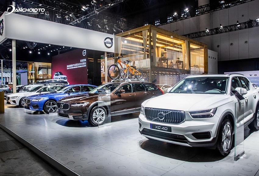 Các dòng xe Volvo được đánh giá cao về độ bền bỉ