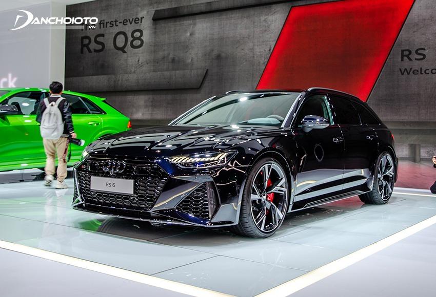 Các mẫu xe Audi đều được đánh giá tốt về độ bền