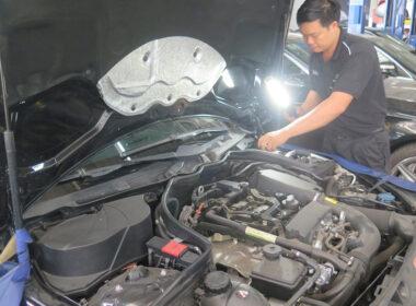 Cách kiểm tra máy xe ô tô cũ