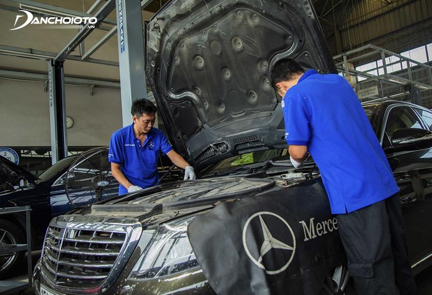 Chi phí bảo dưỡng, sửa chữa xe là một trong các khoản phí cao nhất khi nuôi xe ô tô