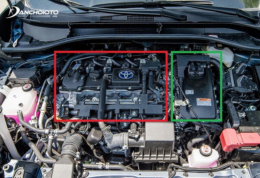 Có thể kiểm tra xe bị tai nạn qua quan sát các con ốc trong khoang máy
