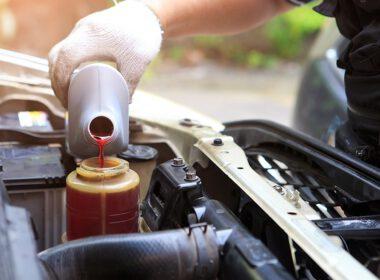 dầu dầu trợ lực lái