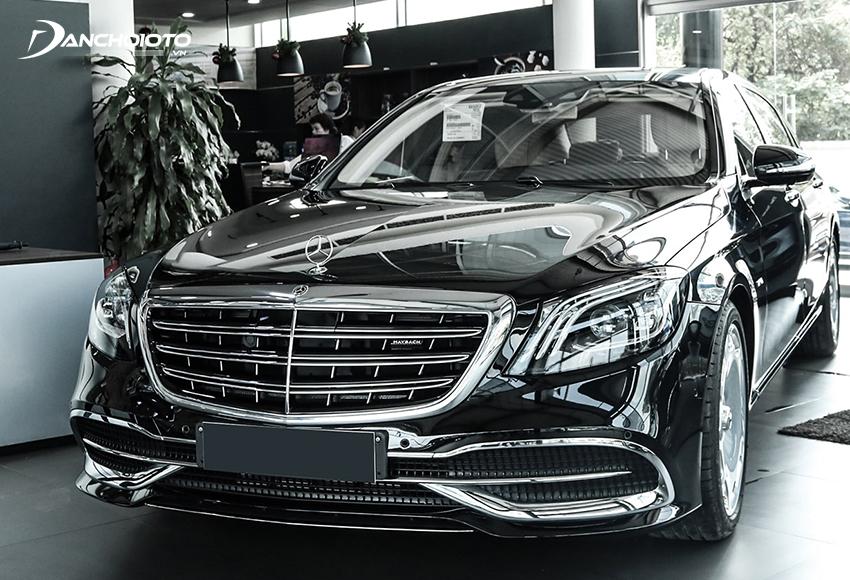 Giá xe 5 chỗ Mercedes siêu sang Maybach từ 7,4 – 14,8 tỷ đồng