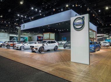 Bảng giá xe ô tô Volvo