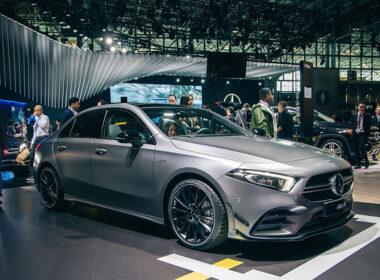 Bảng giá xe ô tô Mercedes