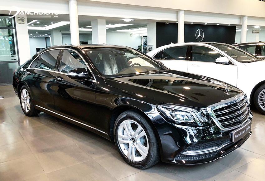 Giá xe ô tô 5 chỗ Mercedes cỡ lớn S-Class từ 4,299 – 4,969 tỷ đồng