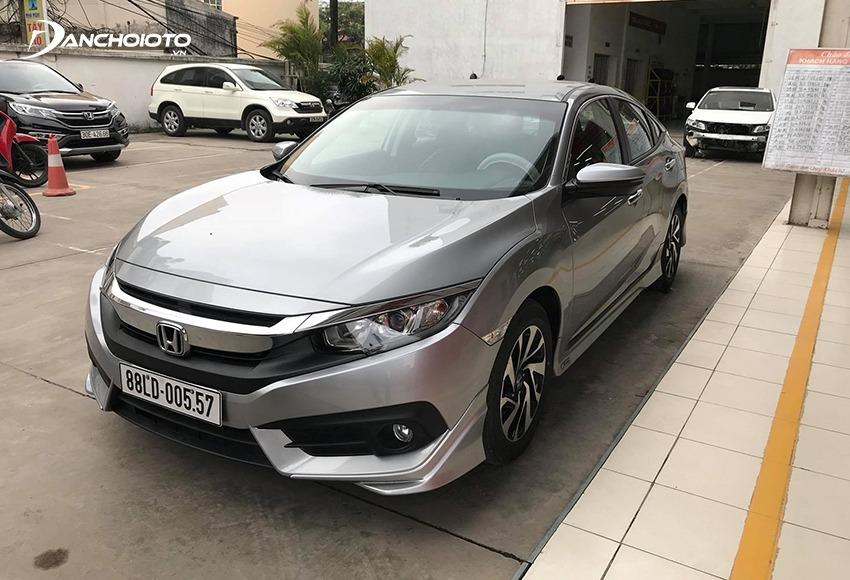 Honda Civic được đánh giá là dòng xe ô tô bền nhất theo phong cách thể thao