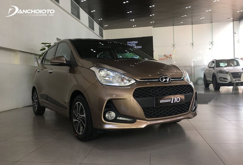Hyundai Grand i10 is one of the most prominent options when asking what car to buy for the first time