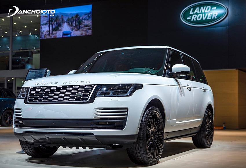 Land Rover Range Rover là một mẫu SUV 5 chỗ cỡ lớn full size