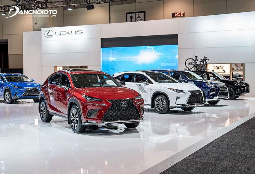Lexus là một thương hiệu – một bộ phận chuyên sản xuất xe hạng sang của hãng ô tô Nhật Bản Toyota