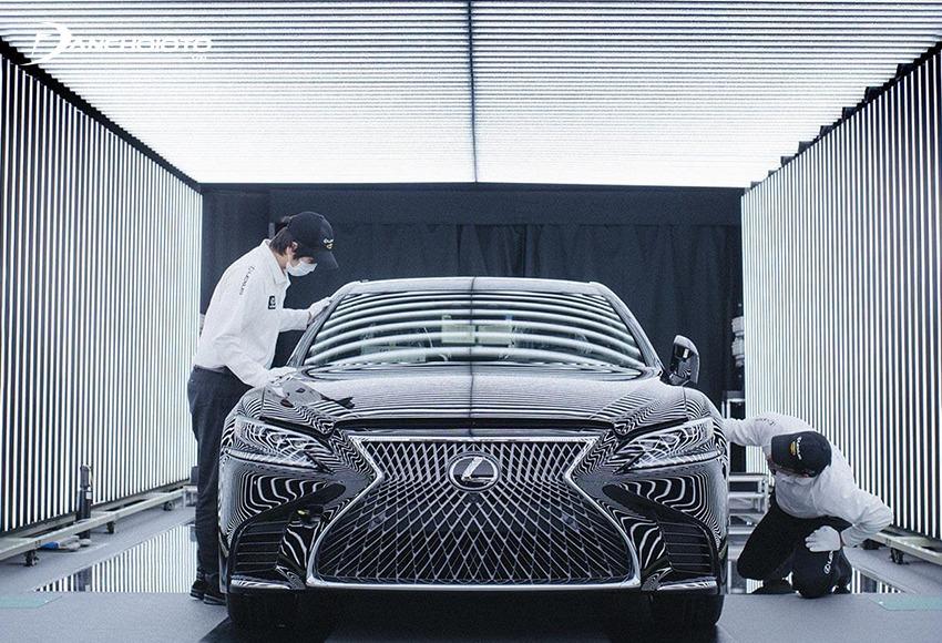Lexus là một trong những hãng ô tô bền nhất thế giới với sản phẩm chất lượng hoàn thiện cao