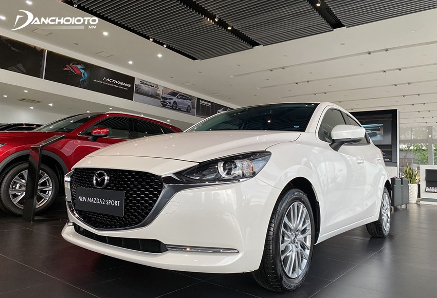 Mazda 2 is a very good suggestion for those who appreciate the design and equipment