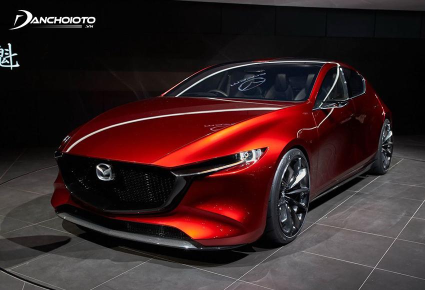 Mazda 3 là xe bán chạy nhất trong các dòng xe sedan hạng C