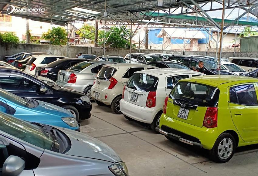 Nên cảnh giác với xe ô tô cũ giá rẻ bất thường