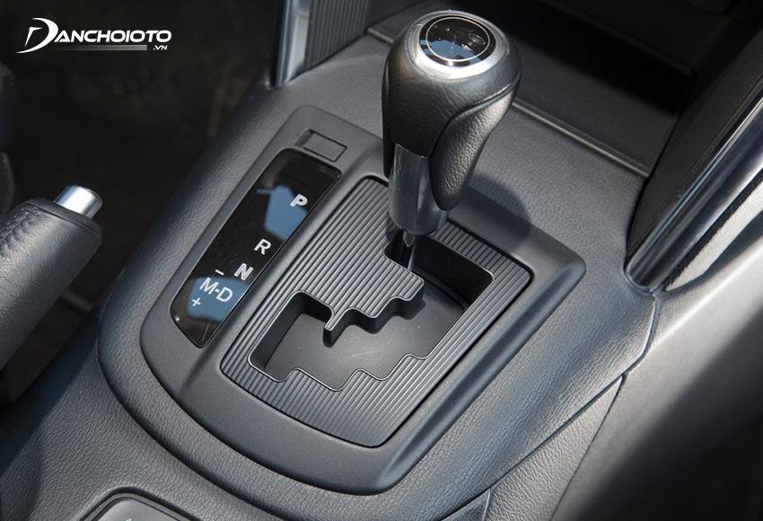 Ngoài các ký hiệu cần số xe tự động cơ bản, một số xe còn có thêm nhiều ký hiệu của những chế độ nâng cao