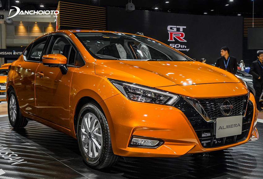 Nissan Sunny sở hữu không gian rộng rãi nhất phân khúc xe sedan hạng B