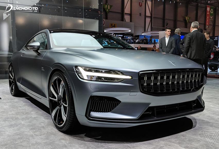 """Nói đến các dòng xe Volvo người ta sẽ nghĩ ngay tới danh hiệu """"an toàn nhất thế giới"""""""