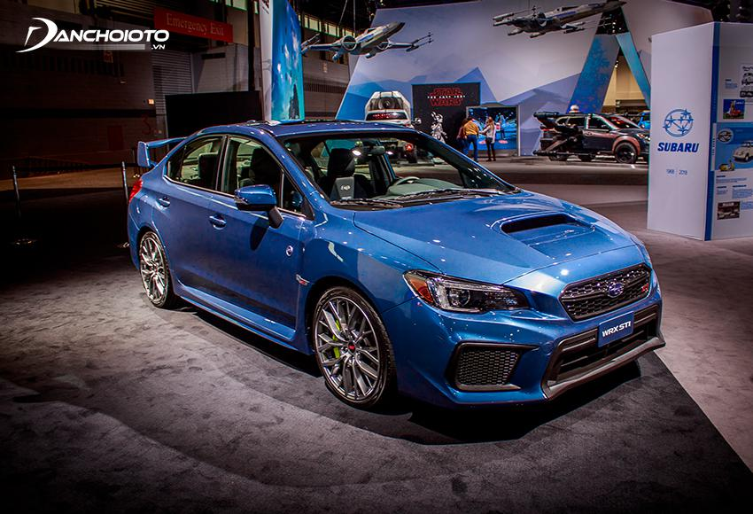 Subaru is one of the most famous cars in the world