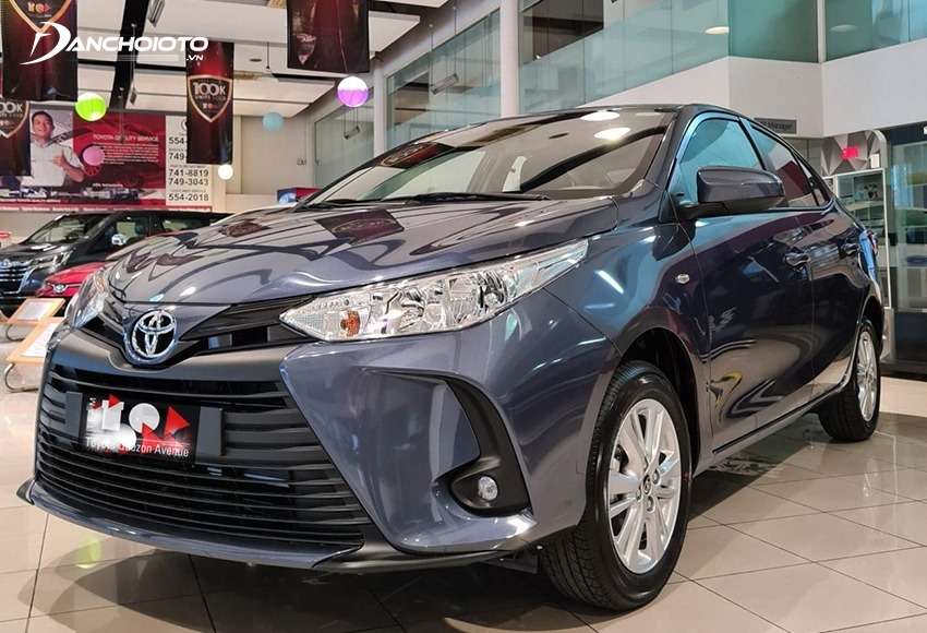 Toyota Vios is considered a safe choice for those who do not know what car to buy for the first time