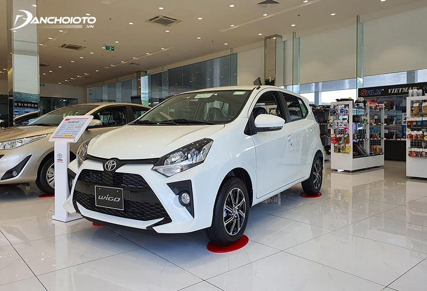 Toyota Wigo được đánh giá cao về thương hiệu, chất lượng, độ bền…