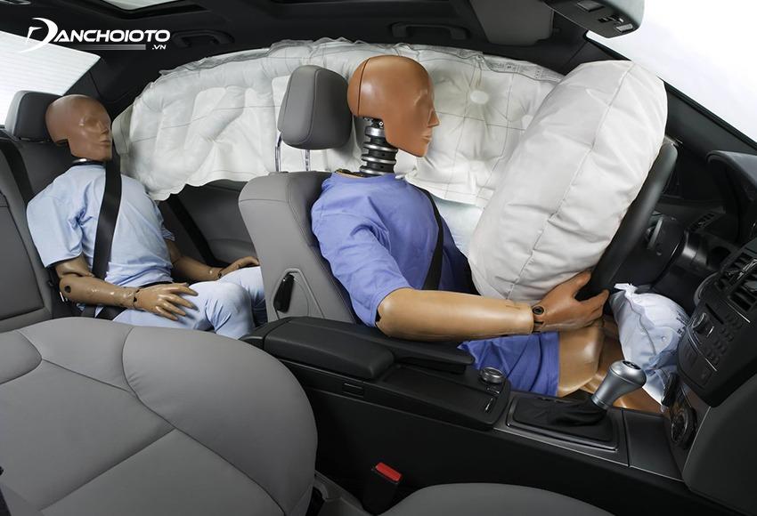 Túi khí ô tô là một hệ thống an toàn hạn chế va đập bổ sung, giúp giảm thiểu các chấn thương