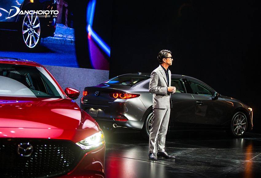Vị thế thương hiệu Mazda ngày càng được nâng cao