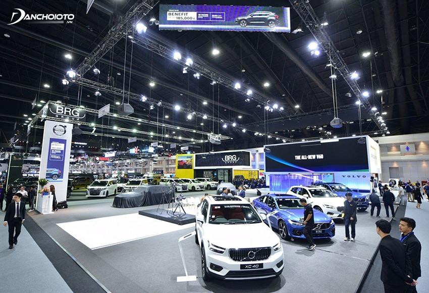 Volvo là tập đoàn sản xuất đa quốc gia của Thuỵ Điển
