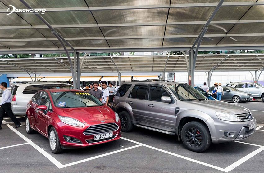 Used cars have lower depreciation rates than new cars